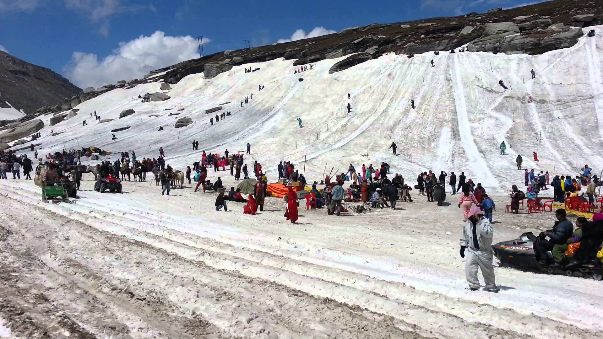 Image result for manali Rohtang hd images